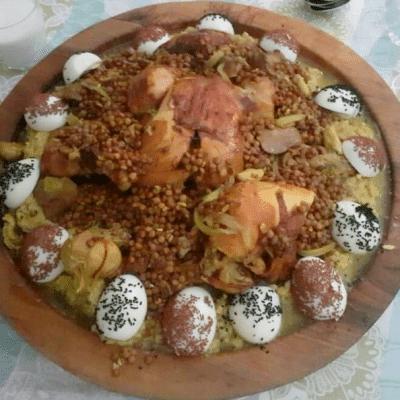 rfissa bel harcha marocaine