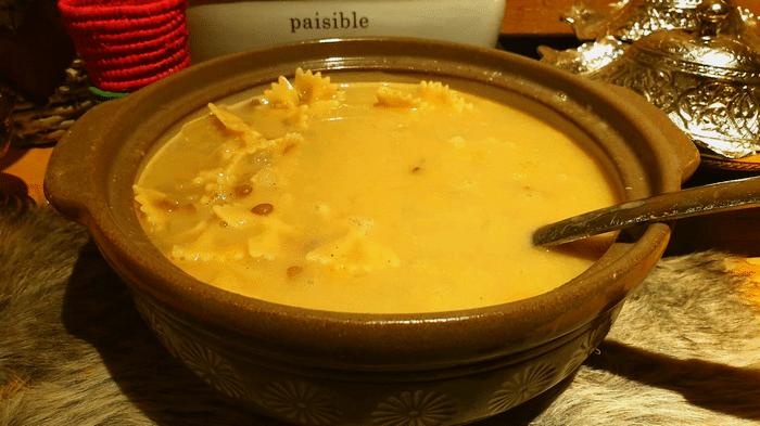 Ftate Chatba Soupe Marocaine Traditionnelle