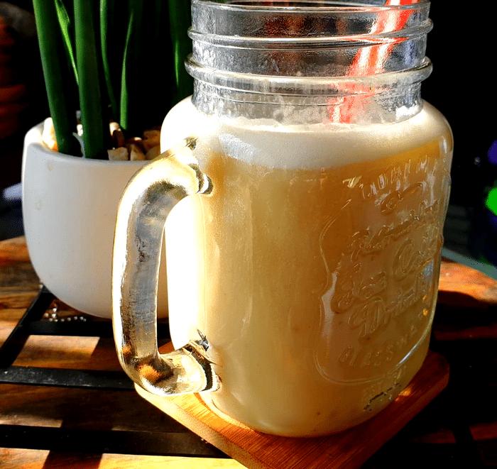 Recette de Smoothie Détox à l'Ananas, Vitaminé